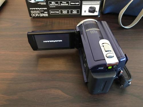 cámara sony handycam dcr sr68