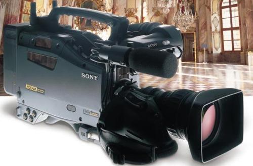 cámara sony hd camcorder hdw - 750