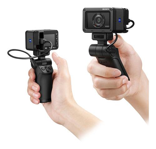 cámara sony rx0 ii ultra compacta con trípode - dsc-rx0m2g