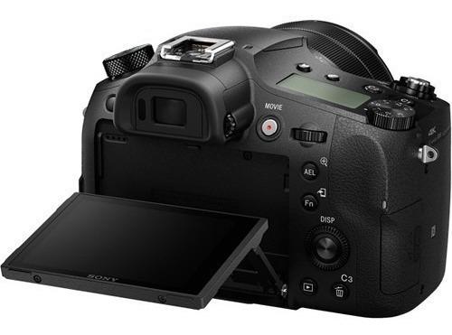 cámara sony rx10 iii, 20.1mpx, 4k, lente 24-600mm.