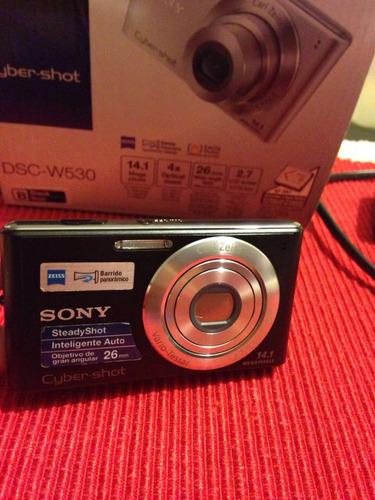 cámara sony  syber shot