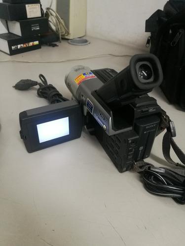 camara sony video