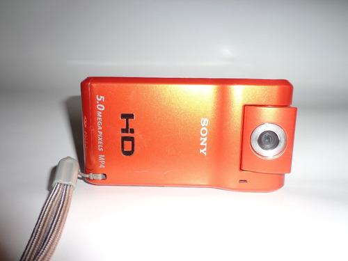 cámara sony video