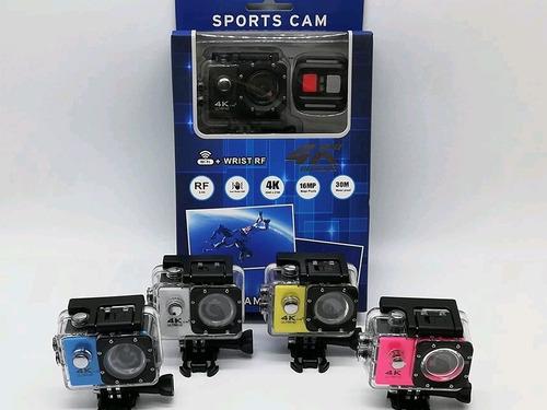 cámara sport cam 4k wifi