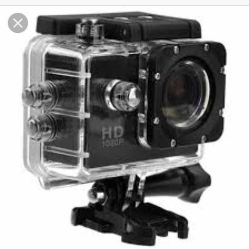 cámara sport cam hd resistencia bajo 30mts