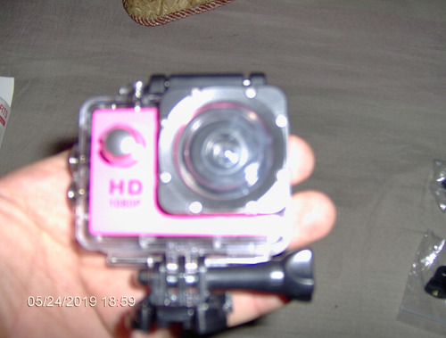 camara sport cam hd youtube sumergible 30m video foto