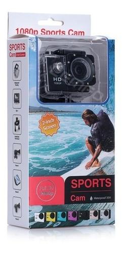 camara sport deportiva acuatica accesorios accion deportes
