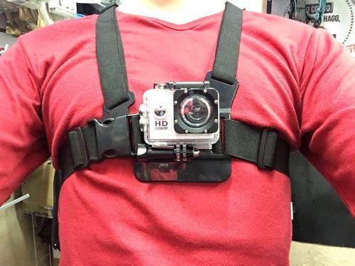 cámara sport go pro