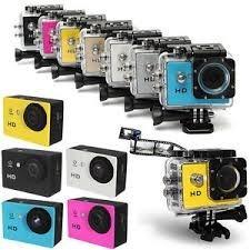 cámara sport sumergible waterproof full hd 1080p wifi