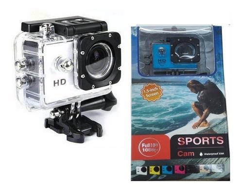 camara sport waterproof accion tipo gopro sj4000 a9 hd 30mt