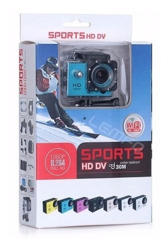 cámara sports hd dv 1080p h.264 full hd.