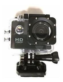 cámara sports hd dv 1080p h.264 full hd sumerjible a gua 30m