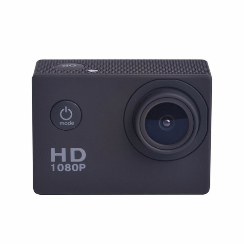 camara sports kit hd hdmi sumergible micro sd en grpro