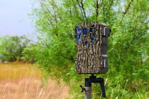 camara stealth cam con baterías y tarjeta sd