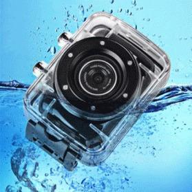 cámara subacuática action cam corder hd 720p hs vga nueva