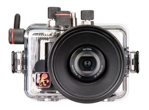 cámara subacuática ikelite 6116.10, transparente