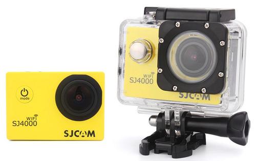 camara sumergible sj4000 original sjcam wifi 12mp