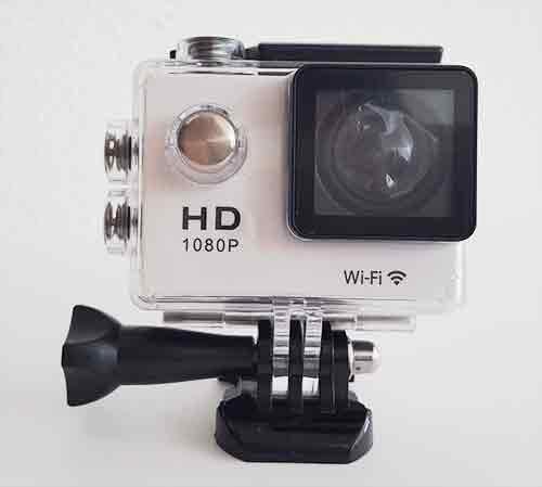 Camara sumergible sport cam wifi fhd 2017 12mp regalo 8gb for Regalo camera