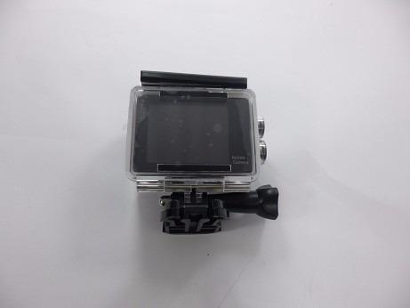 cámara sumergible ultra hd 4k wifi + accesorios