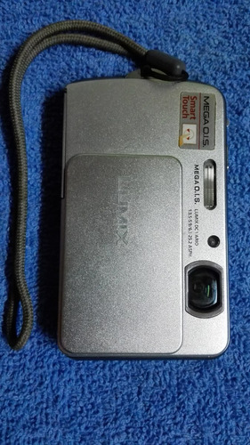 cámara táctil lumix panasonic