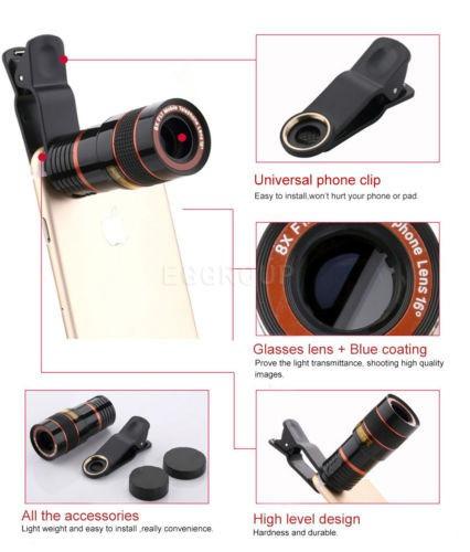 camara telescopio para celular