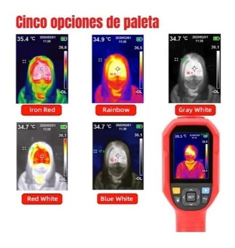 cámara temperatura corporal en tiempo real uti 165k oferta!