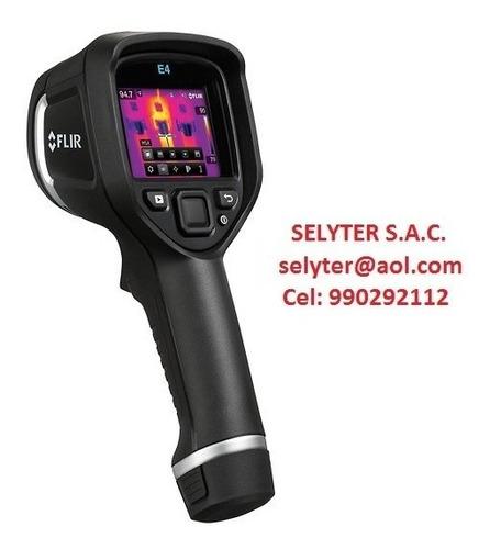 camara termografica - deteccion de fiebre por termografia