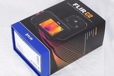 cámara termográfica flir mod.c2