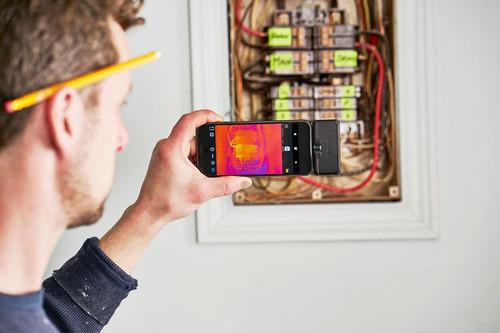cámara termográfica flir one pro android micro-usb