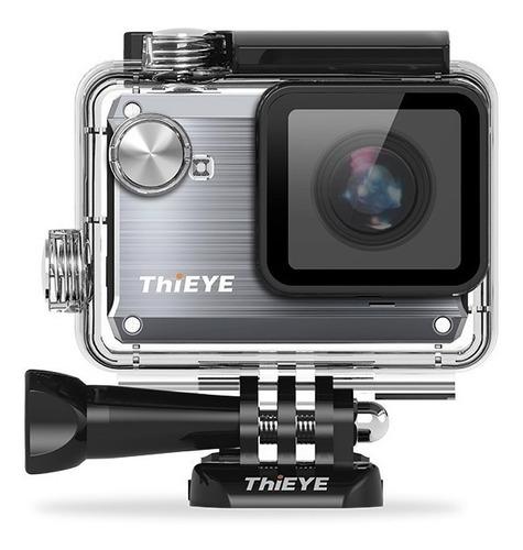 cámara thieye i30 go deportiva pro  wifi 12mp casco moto