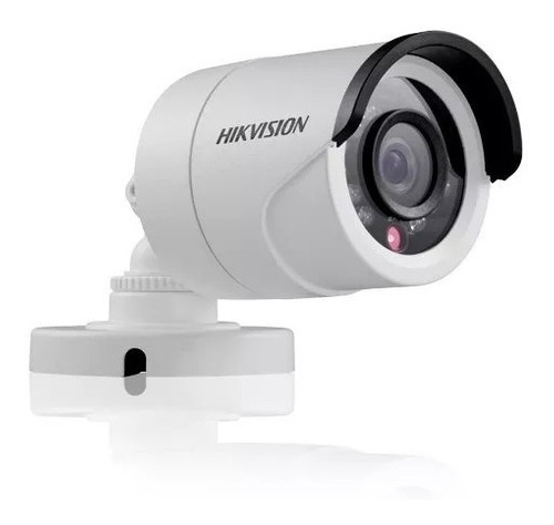 cámara tipo bala hikvision turbo hd ds2ce16c0tirpf28