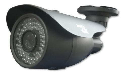 cámara tipo bala metálica 8mm 72 led cmos 800tvl 70mts