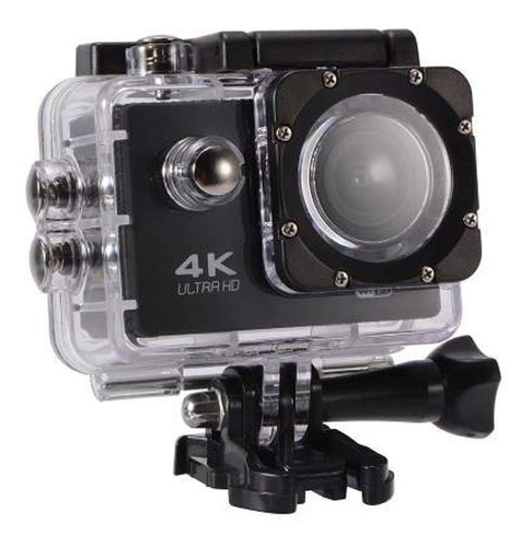 cámara tipo gopro 4k h.264 deportiva wi-fi 16mpx moto casco
