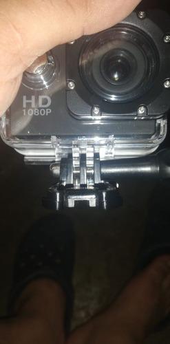 camara tipo gopro hd 1080 sumergible bateria recargable