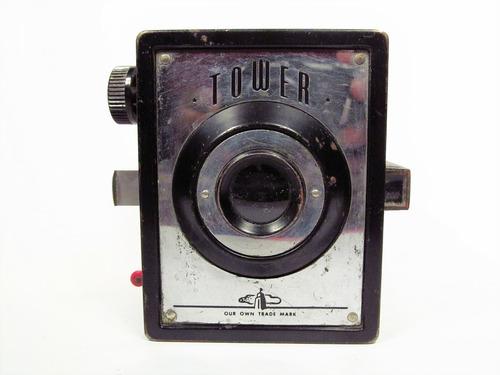 cámara tower vintage envío gratis