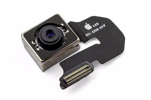 cámara trasera iphone 6 6 plus instalado