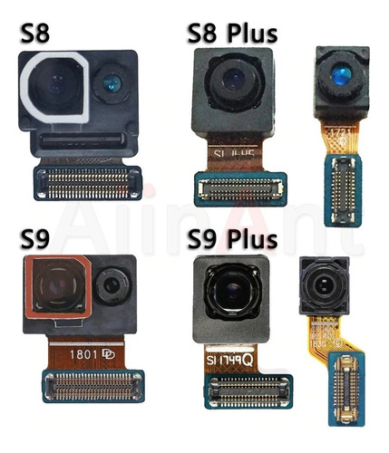camara trasera samsung s9 s9 plus instalada original