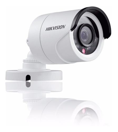 cámara turbohd 4en1 bala plástica 720p 1mp ds2ce16c0tirpf28