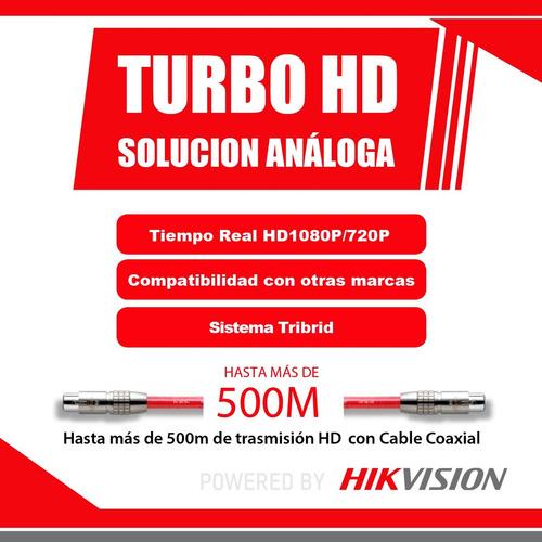 camara varifocal hikvision ds-2ce16c2t-vfir3 2.8-12m caracas