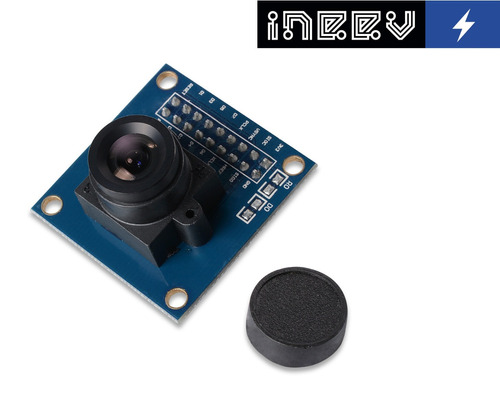 cámara vga ov7670 compatible con arduino