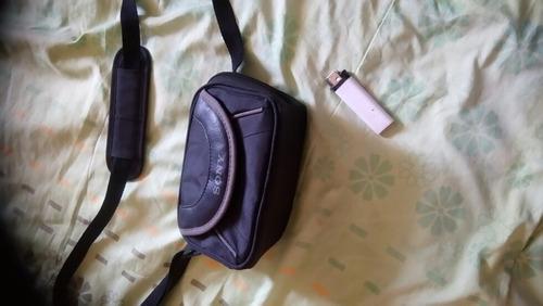 cámara video bolso para