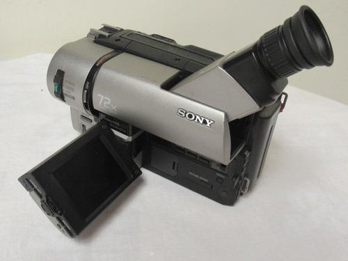 cámara video cam sony video