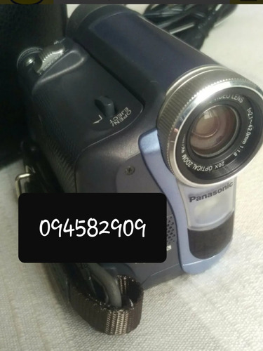 camara - video camara digital panasonic pv-gs12. impecable