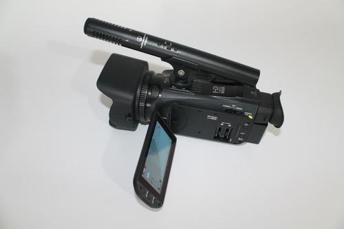 cámara video canon