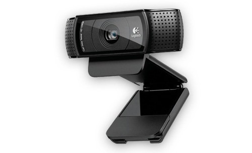 camara video conferencia logitech c920 en hd
