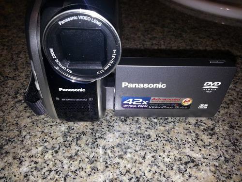 camara video digital panasonic dvd videocamara vdr-d50p