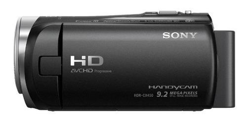 camara video handycam cx455  con sensor exmor r cmos