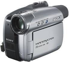 cámara video handycam sony
