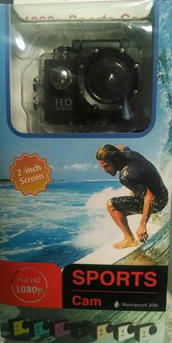 camara video  moto tipo go pro  full hd  + accesorios