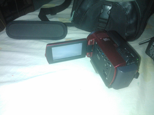 cámara video sony disco duro